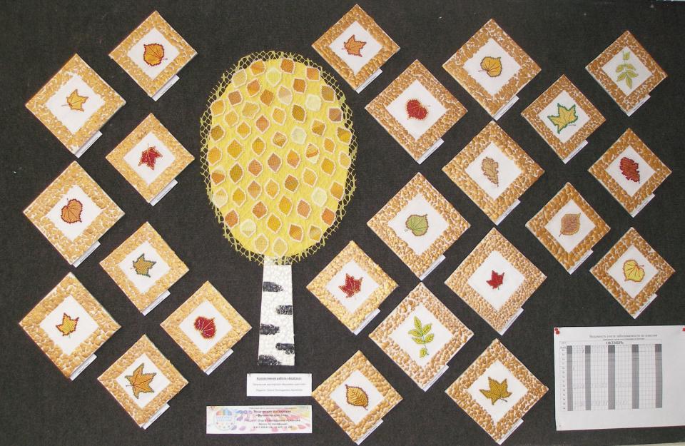 Программа по вышивке крестом для дополнительного образования